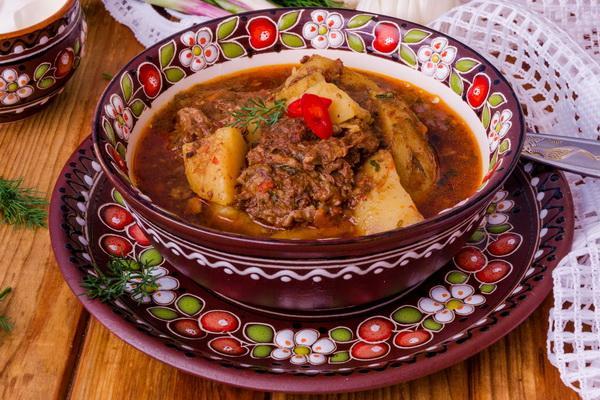 Рецепт вкусного бограча / Фото: cook-s.ru