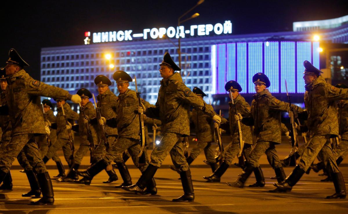 Мінськ фактично вжеперестав бути майданчиком для переговорів щодо Донбасу, зазначив депутат / Ілюстрація REUTERS