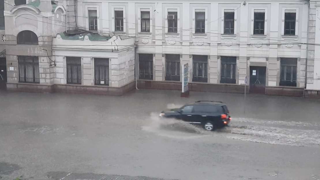 В Черновцах ожидают настоящий потоп / фото УНИАН