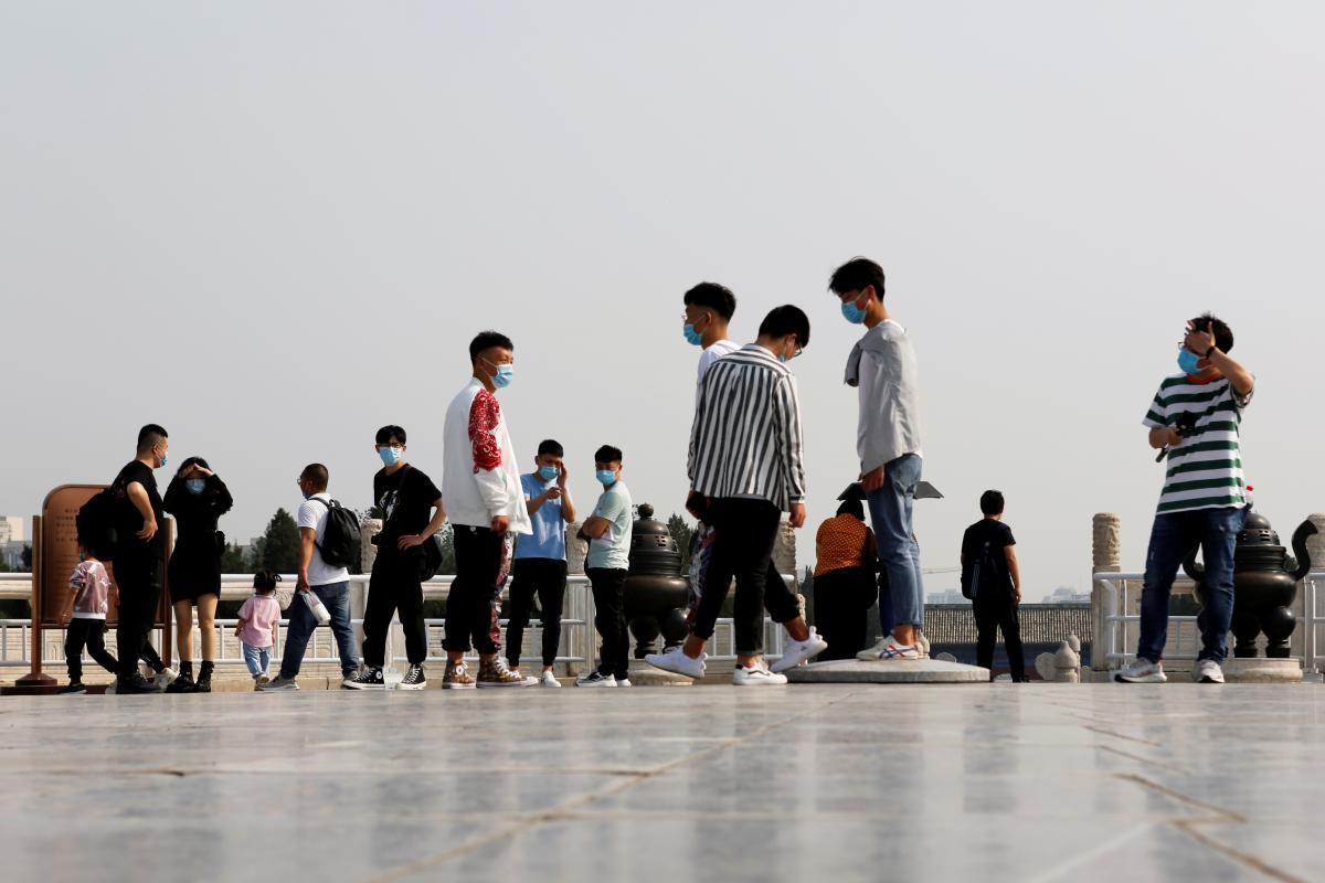 Население Поднебесной теперь составляет 1,411 миллиарда человек/ фото REUTERS