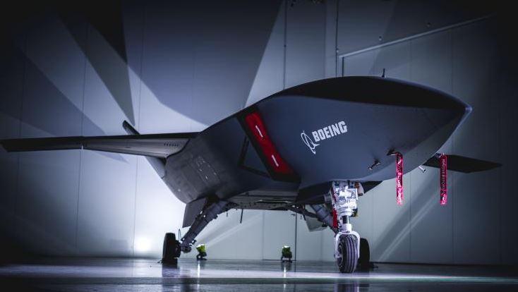 Loyal Wingman имеет в длину 11 метров и размах крыла 11,7 метра / фото Boeing