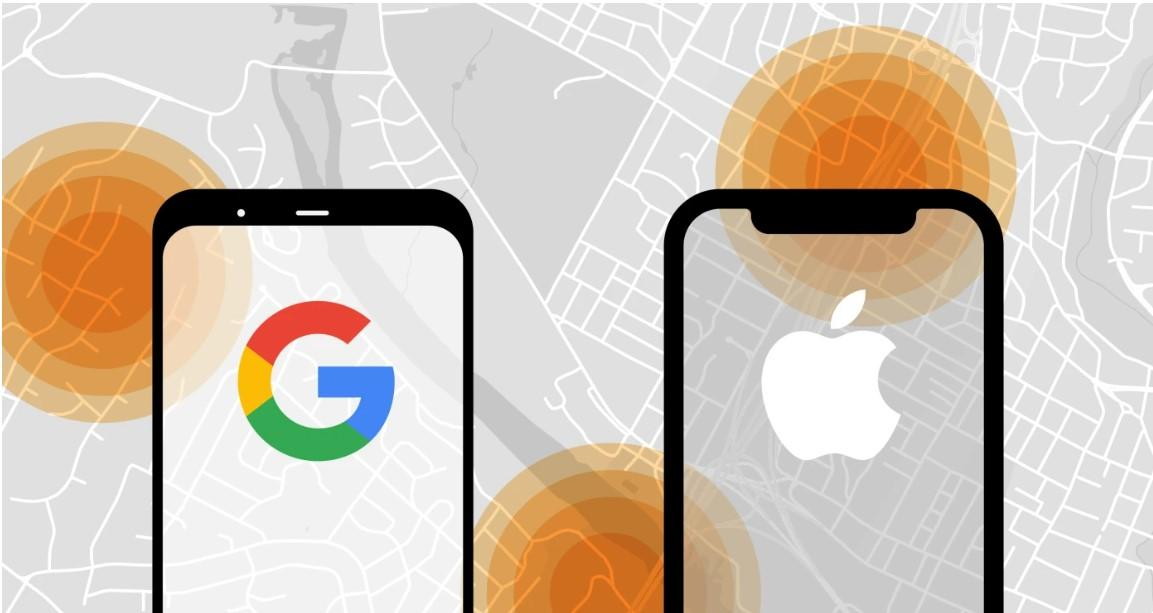 Сбор и передача персональных данных в Apple или Google происходить не будет/ фото: techcrunch.com