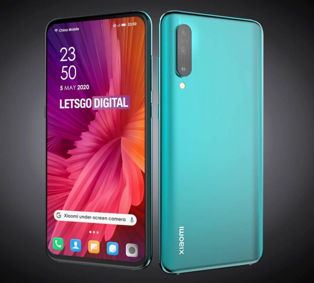В патентной заявке описаны две версии дизайна такого смартфона / фото phonearena