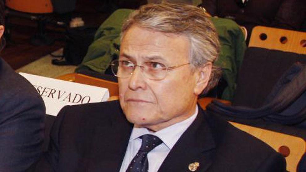 Амадор Суарес оставил пост вице-президента в 2009 году / фото: Marca