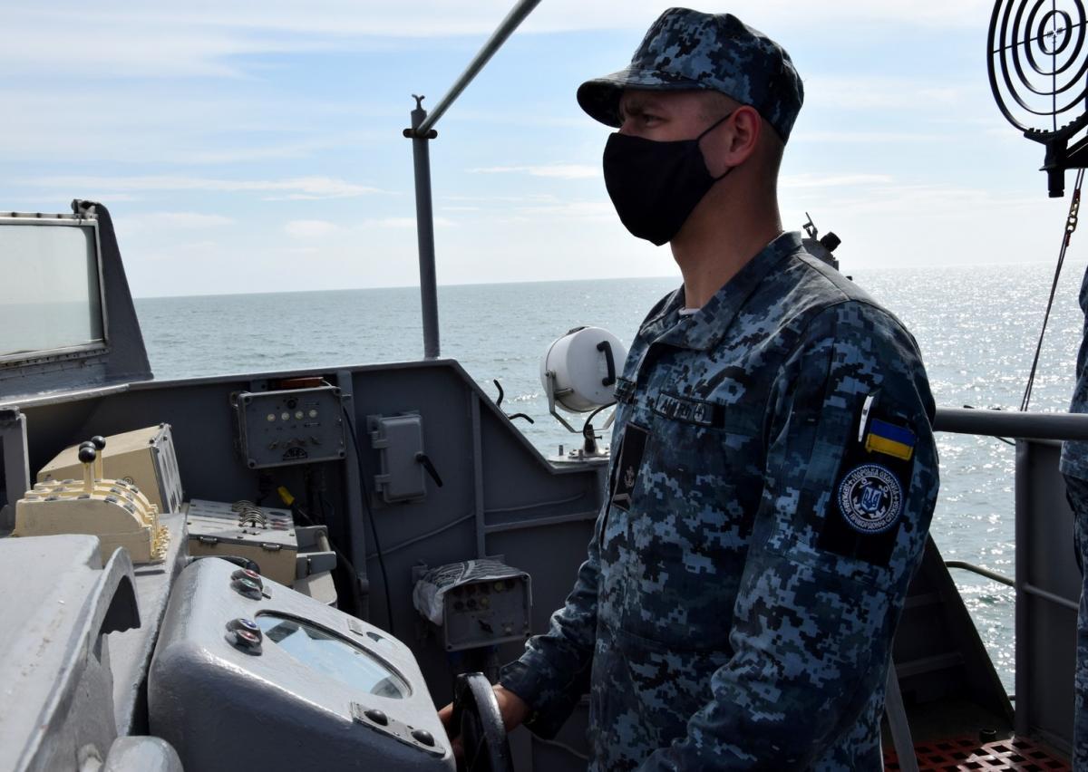 В Украине сегодня День ВМС и День работников морского и речного флота / dpsu.gov.ua