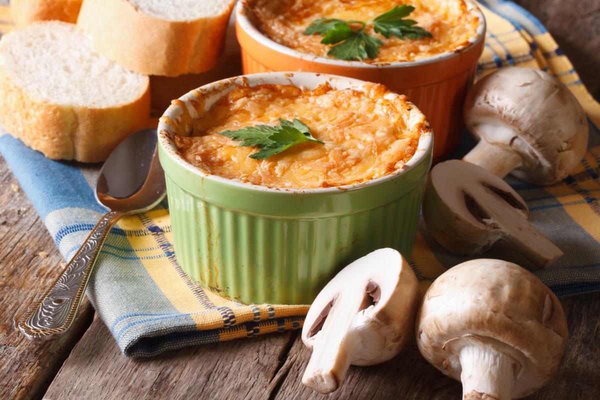 Рецепт смачного жульєну/ фото ua.depositphotos.com
