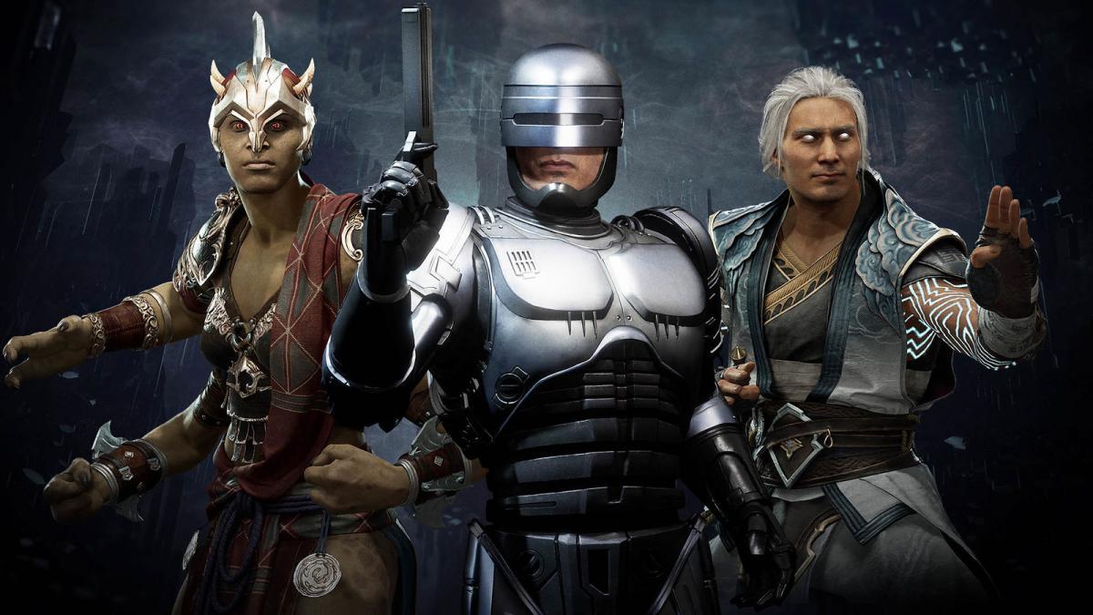 Нові бійці для Mortal Kombat 11 / blog.us.playstation.com
