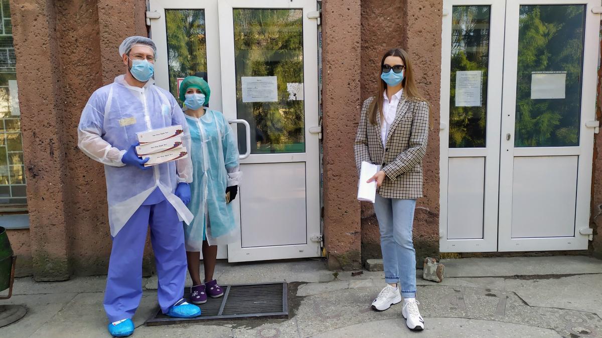 """У фокусі Фонду опинилися опорні та лікарні для прийому """"другої хвилі"""" хворих, куди скеровують пацієнтів з підозрою на коронавірус"""
