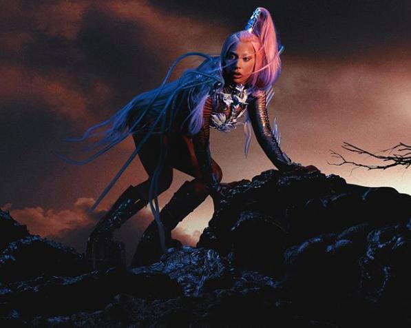 В новый альбом Леди Гаги войдут 16 песен \ instagram.com/ladygaga/