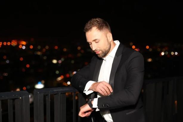 """Головний герой проекту """"Холостяк-10"""" Макс Михайлюк недовго перебував на самоті / прес-служба СТБ"""