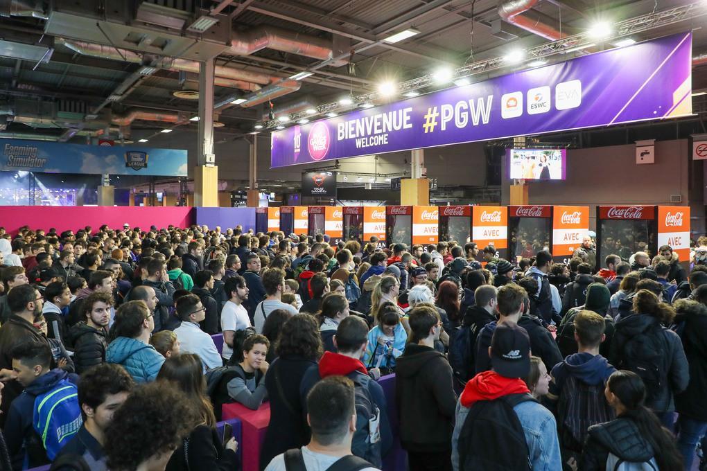 Paris Games Week - вторая крупнейшая игровая выставка в Европе / parisgamesweek.com