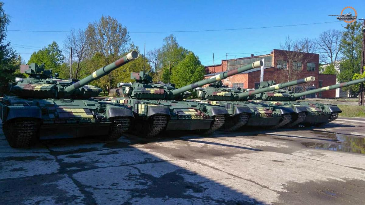 Defense sector financing will be increased to almost 6% of GDP in 2021 / Photo from Ukroboronprom