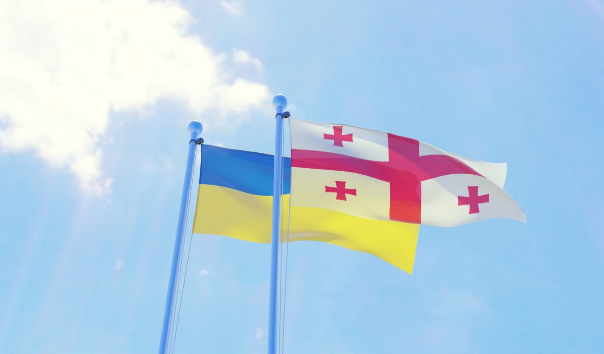 Georgia continues work with Ukraine on a number of strategic issues / Photo from Depositphotos