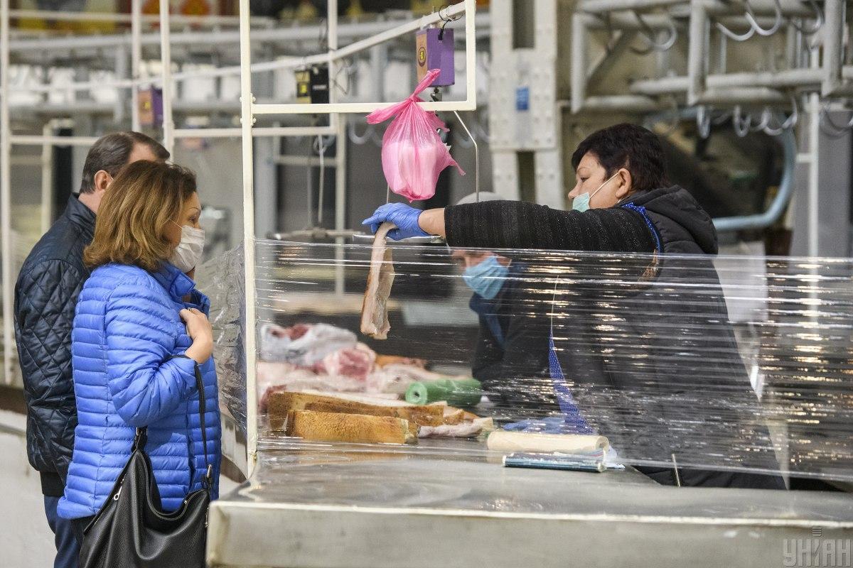 В Украине инфляция замедлилась / Фото УНИАН