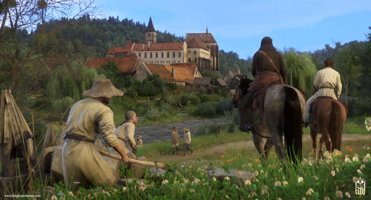Разработчики перенесли в игру реальные храмы и крепости /store.steampowered.com