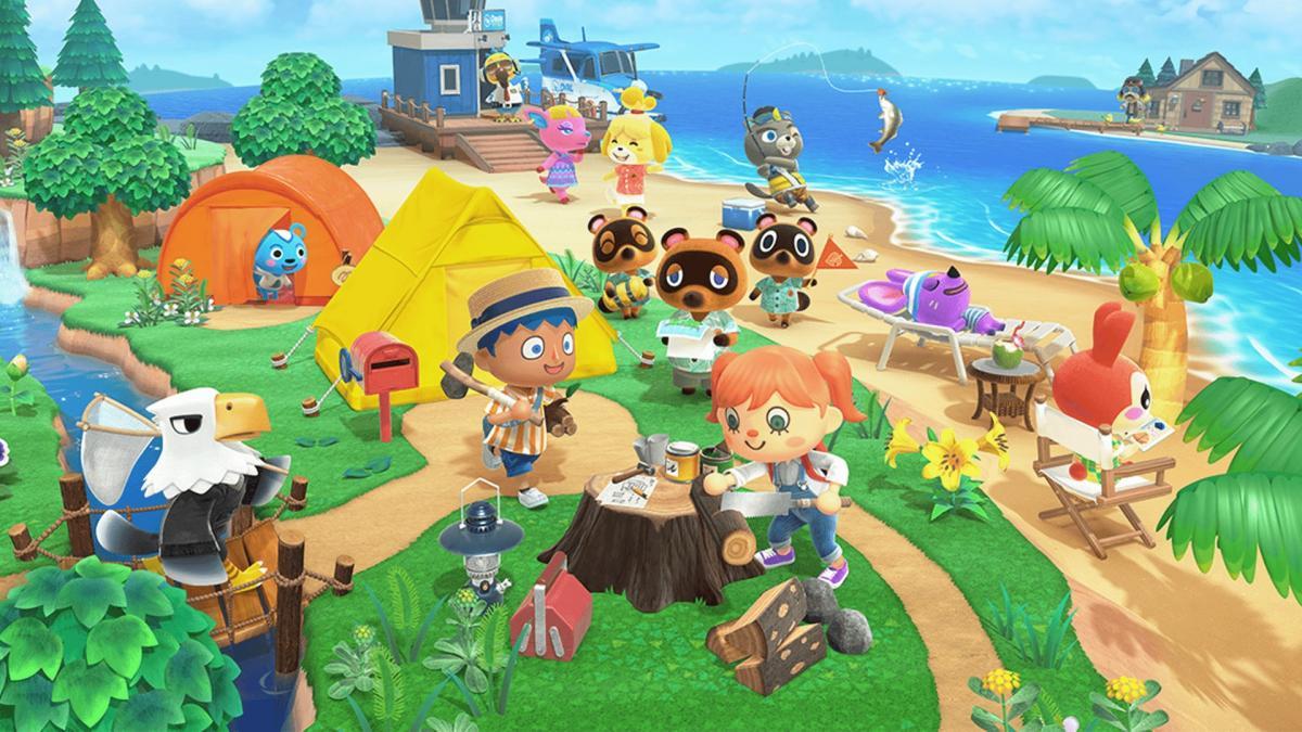 Animal Crossing: New Horizons - эксклюзив Nintendo Switch / nintendo.com