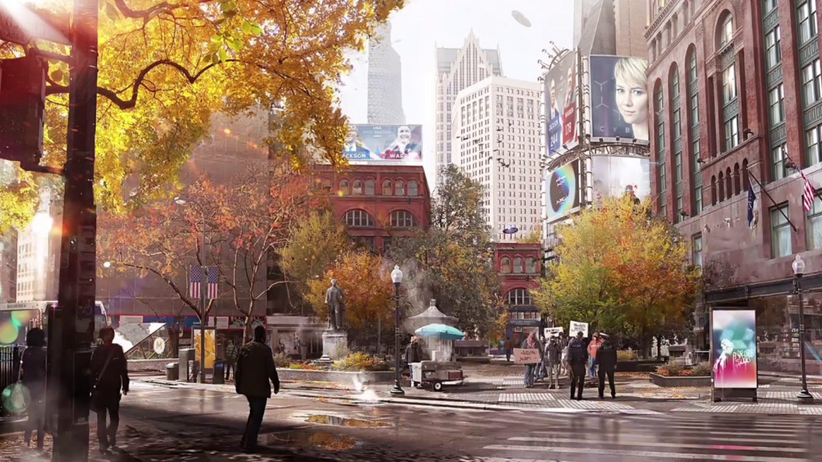 Detroit: Become Human / скриншот