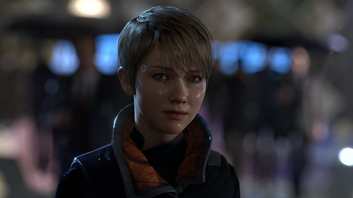 Кэра - главная героиня / скриншот