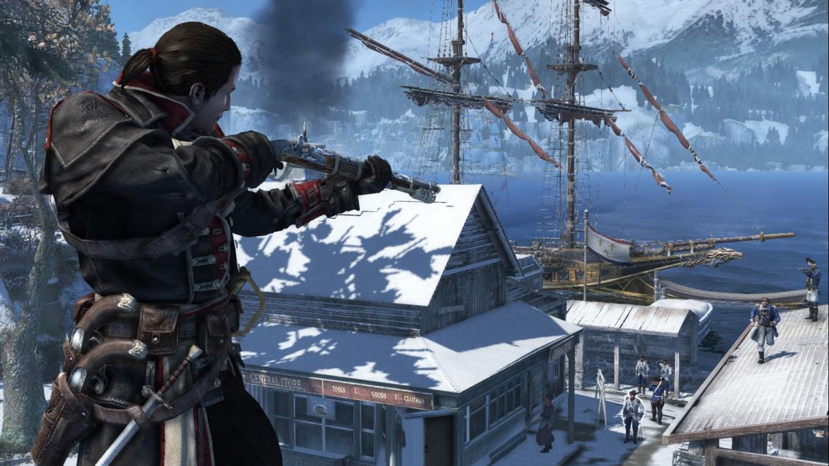 Assassin's Creed Rogue / store.steampowered.com
