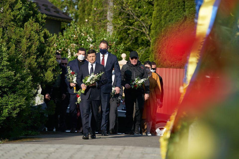 В Украине сегодня отмечают День победы над нацизмом во Второй мировой войне 1939-1945 годов / president.gov.ua