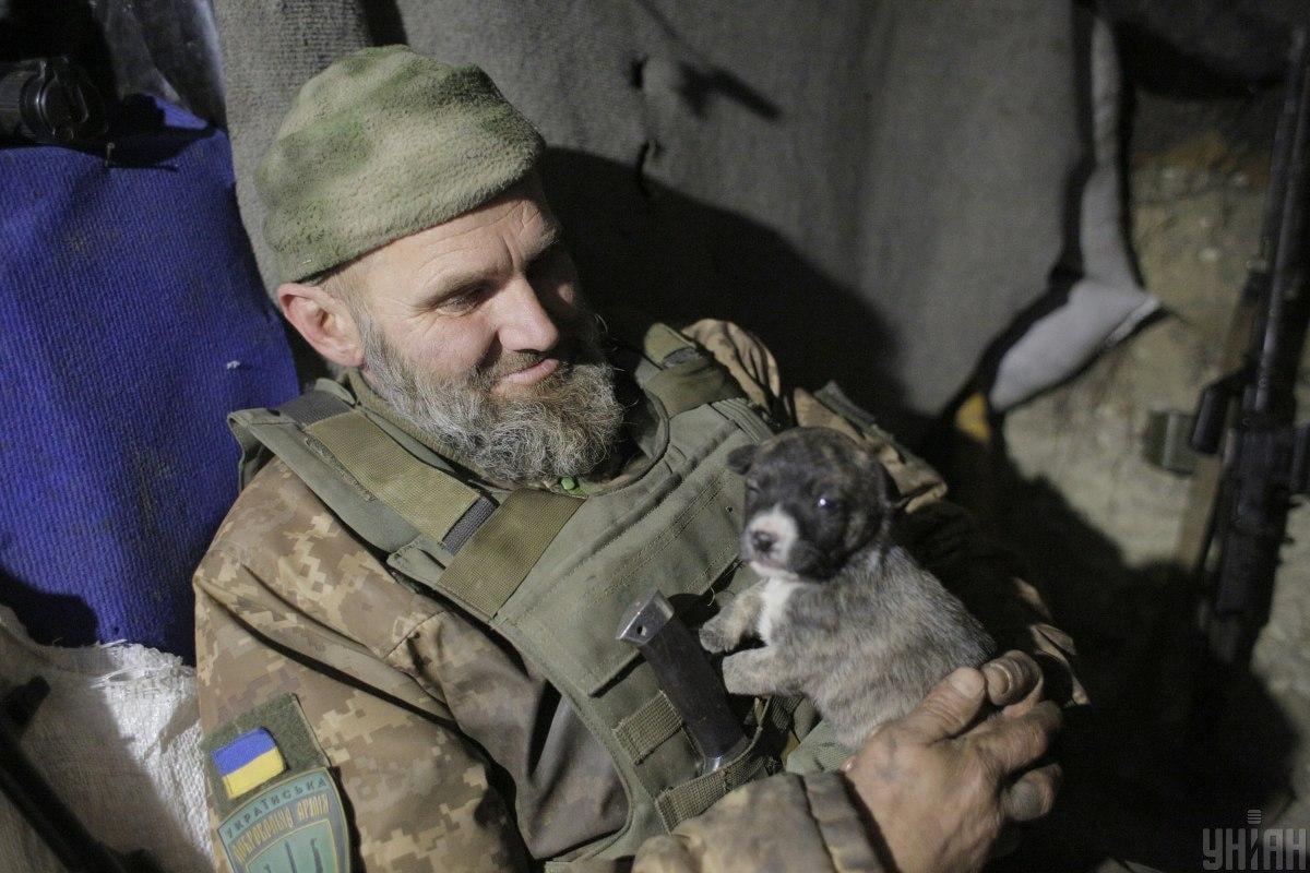 Новости ООС - как прошла ночь на Донбассе после эскалации 30 октября / Фото УНИАН
