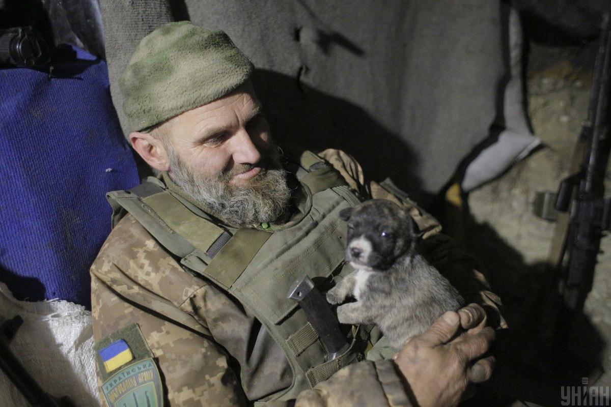 ООС новости 12 сентября - в штабе рассказали, соблюдают ли тишину боевики / Фото УНИАН