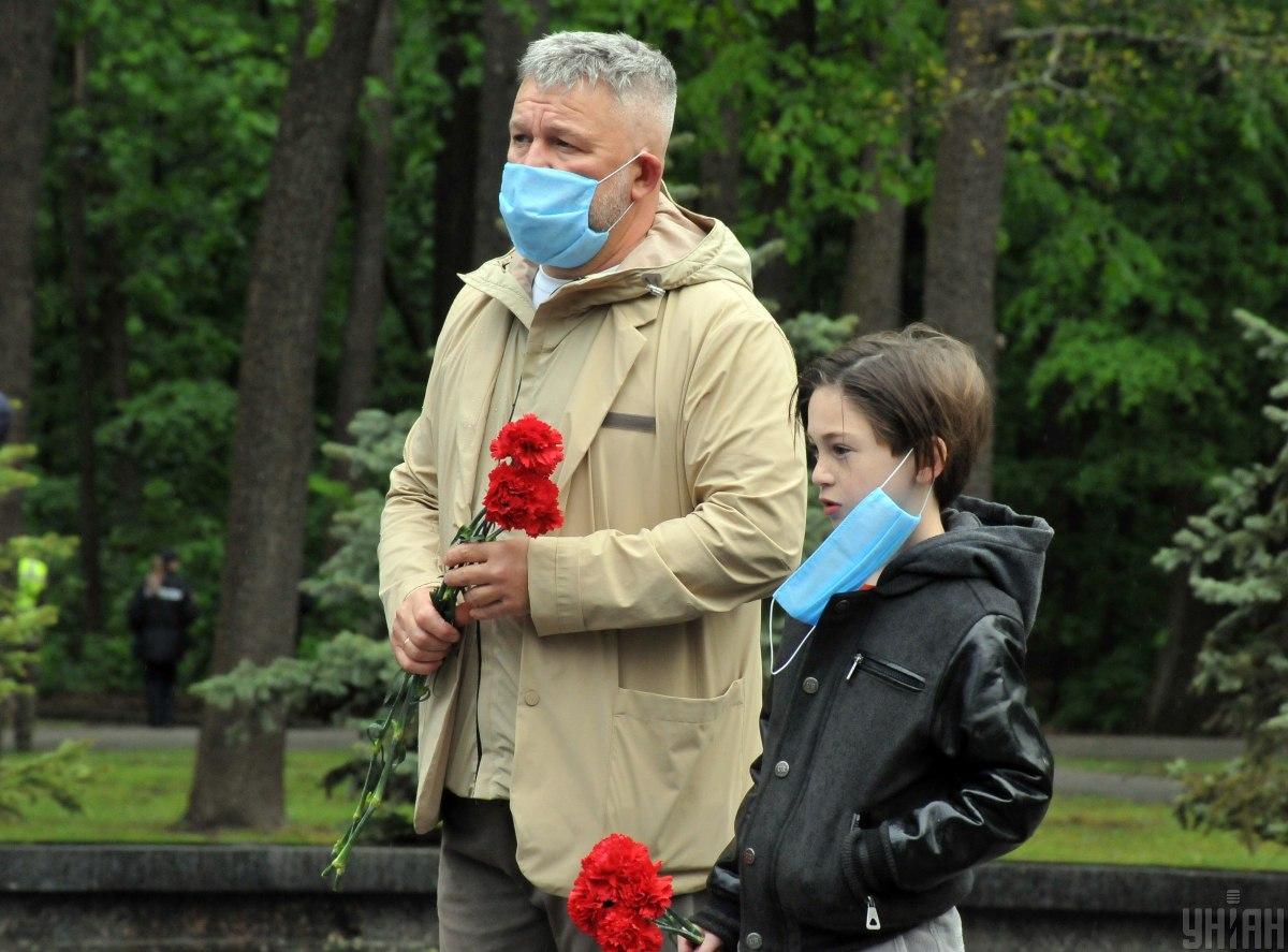 9 мая вУкраине - День победы над нацизмом во Второй мировой войне / фотоУНИАН