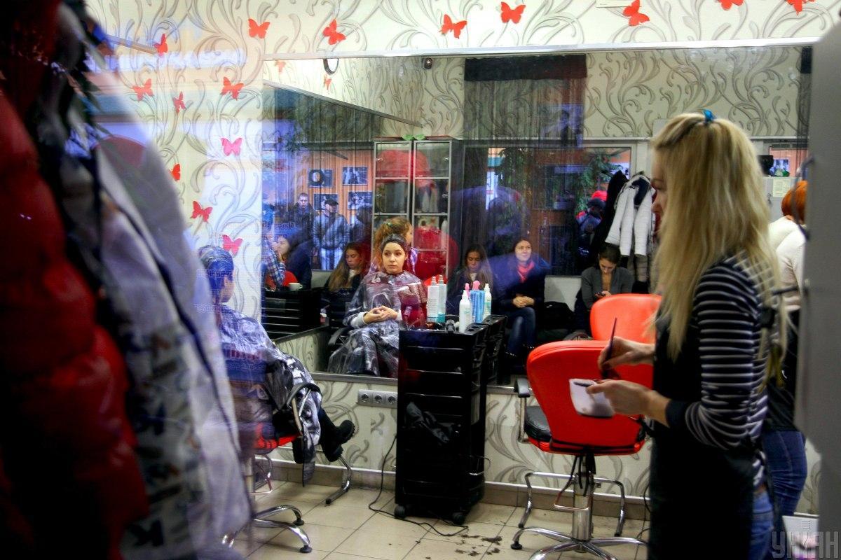 В Киеве начнут работу парикмахерские и салоны красоты / Фото: УНИАН