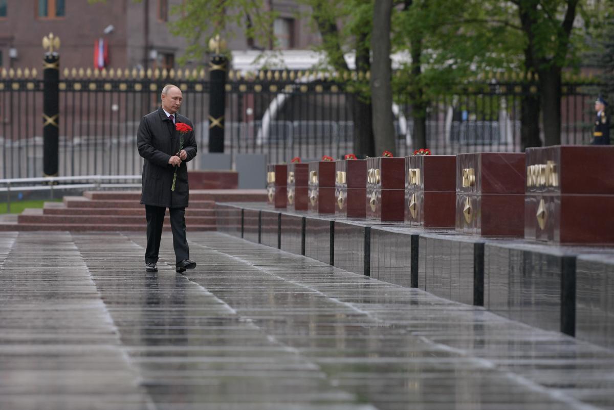 Путин не хочет прекращать агрессию против Украины / REUTERS