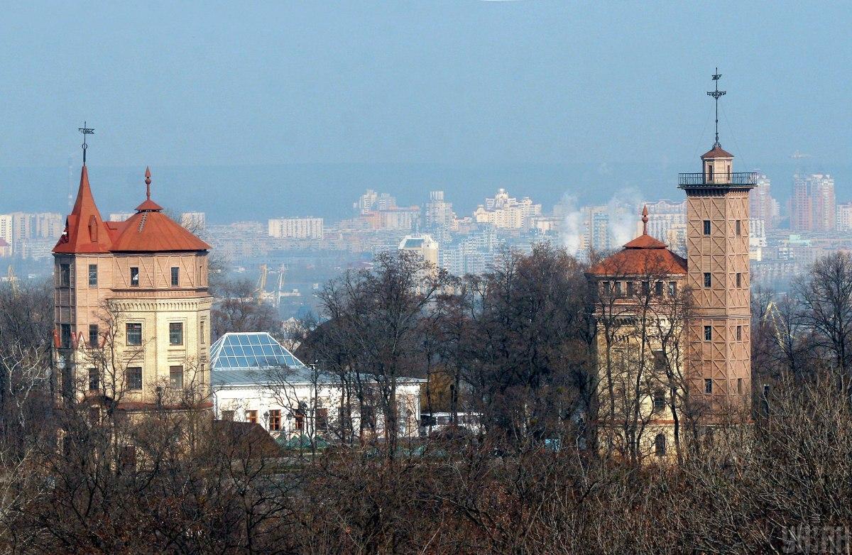 Водонапірні башти київського водогону / фото УНІАН