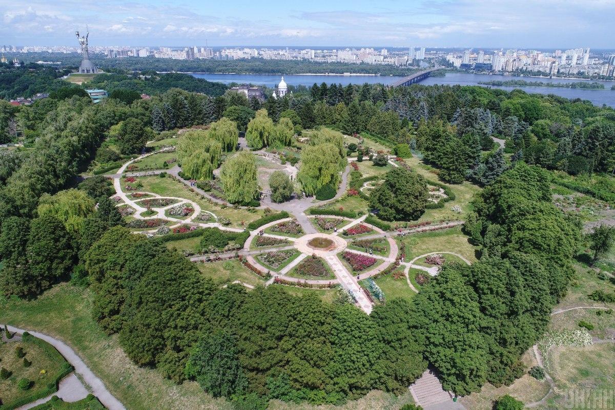 Центральний ботанічний сад / фото УНІАН