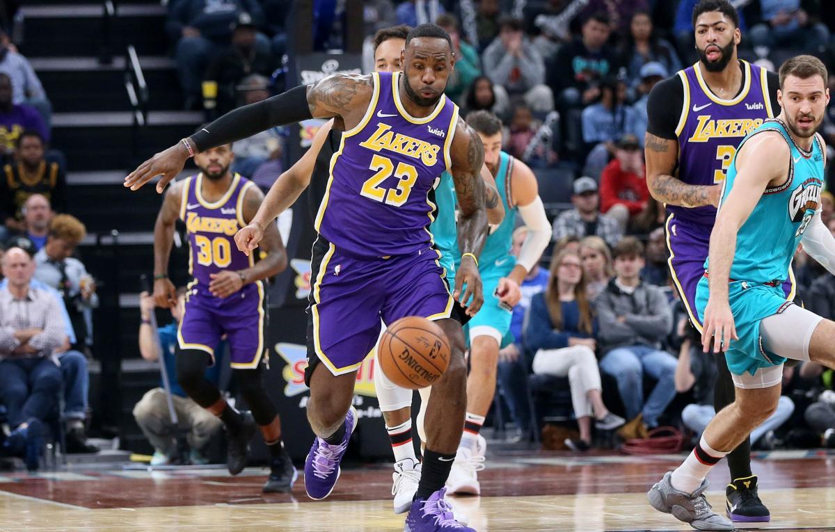 Матч НБА / REUTERS