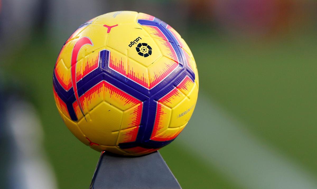 Мяч Ла Лиги / REUTERS