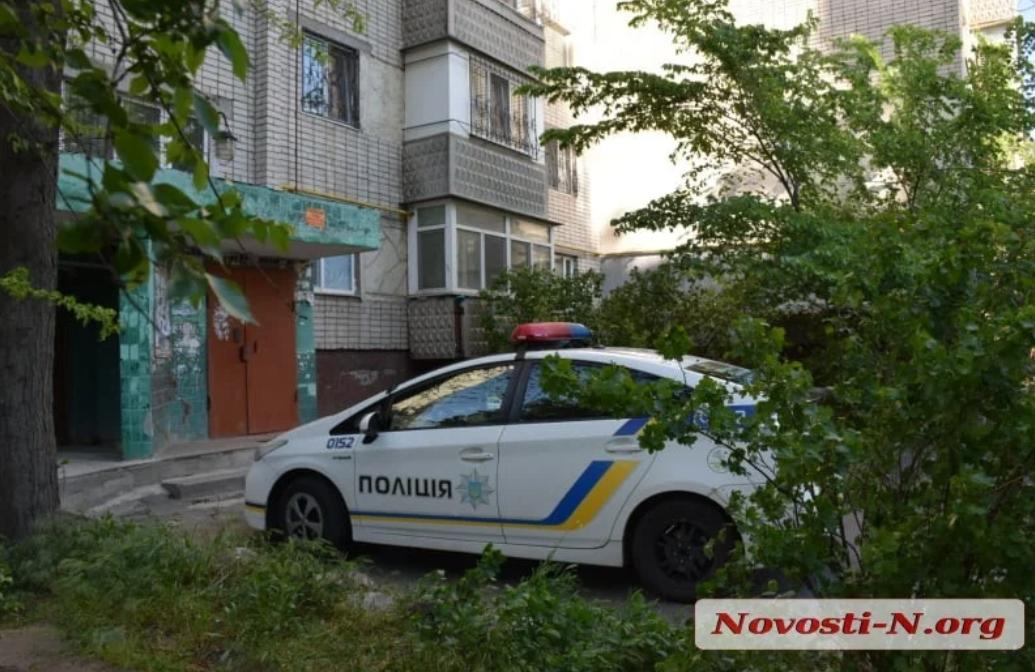 На месте работает полиция / novosti-n.org
