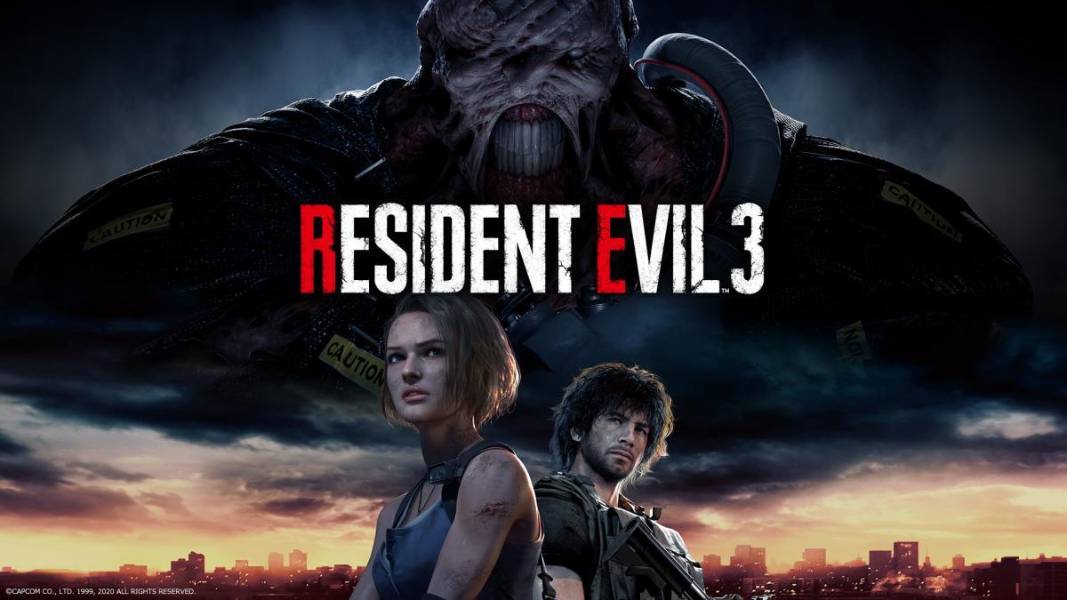 Capcom выпустит несколько крупных игр до 31 марта 2021 года / capcom.com