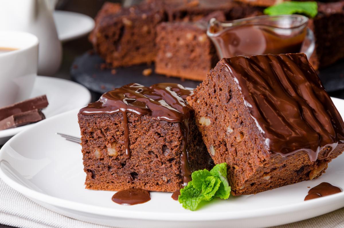 Самые вкусные Брауни - рецепт / фото: ua.depositphotos.com