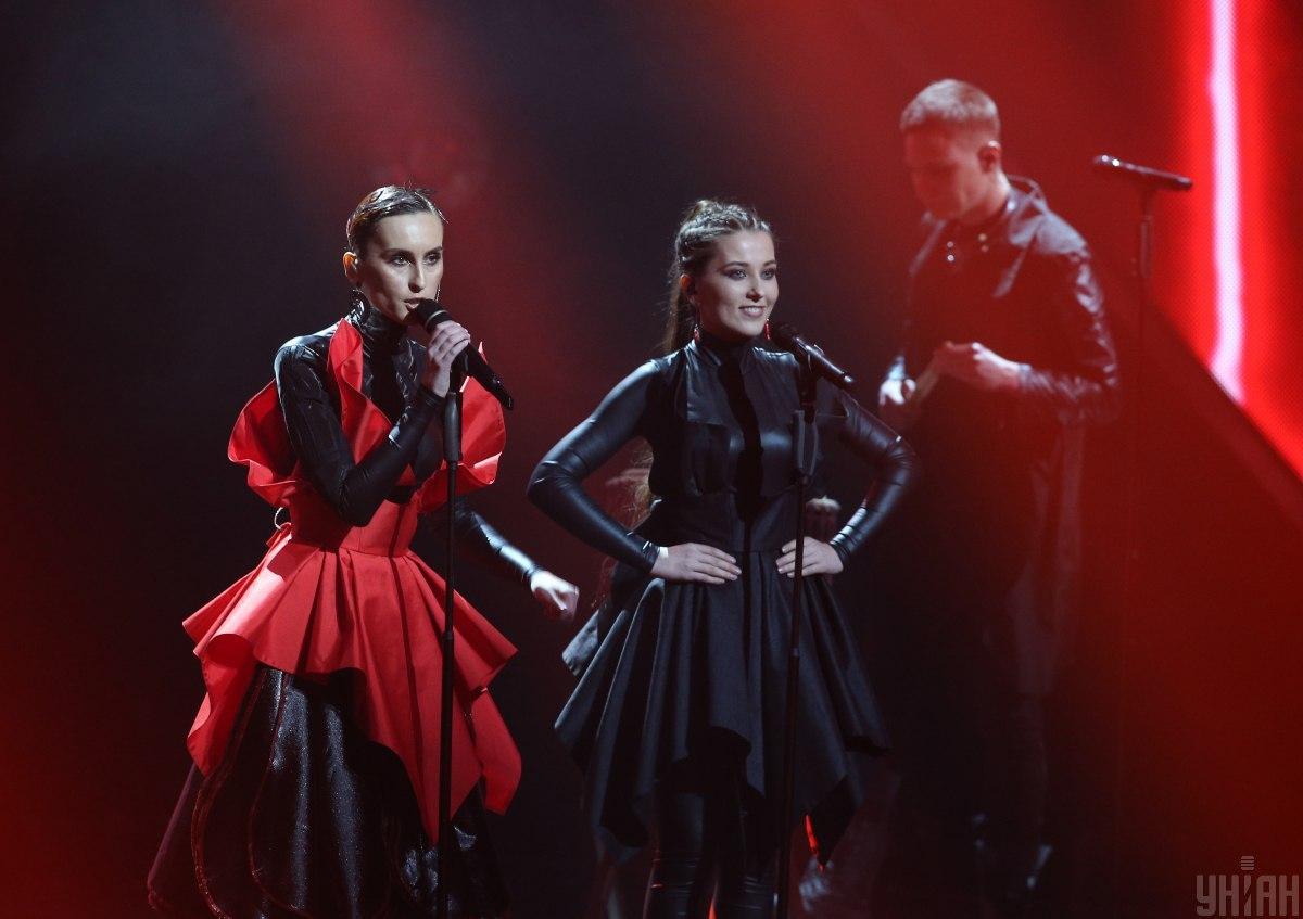 18 травня український колектив Go_A виступить в першому півфіналі Євробачення / фото - УНІАН
