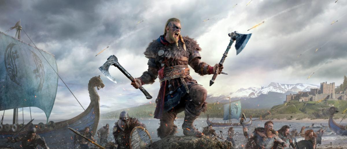 Эйвор — главный герой Assassin's Creed Valhalla / ubisoft.com
