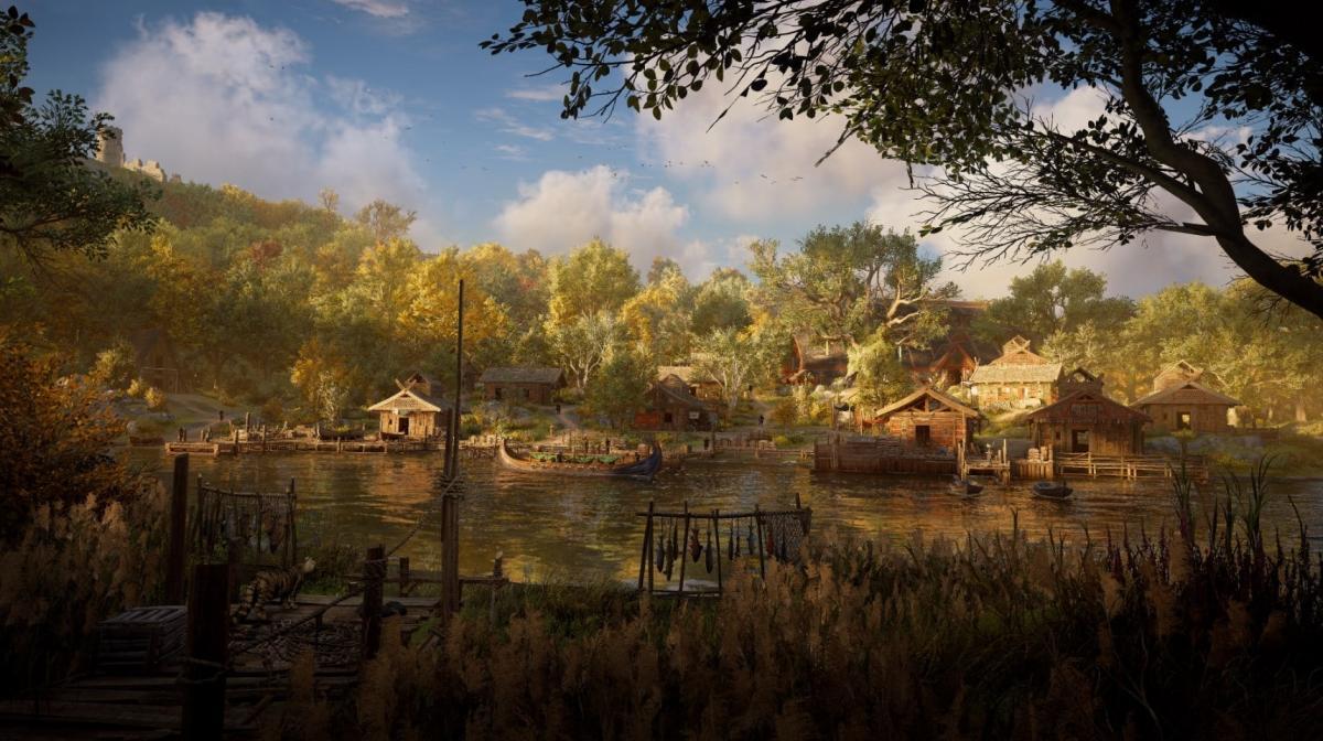 Кадр из Assassin's Creed Valhalla / ubisoft.com