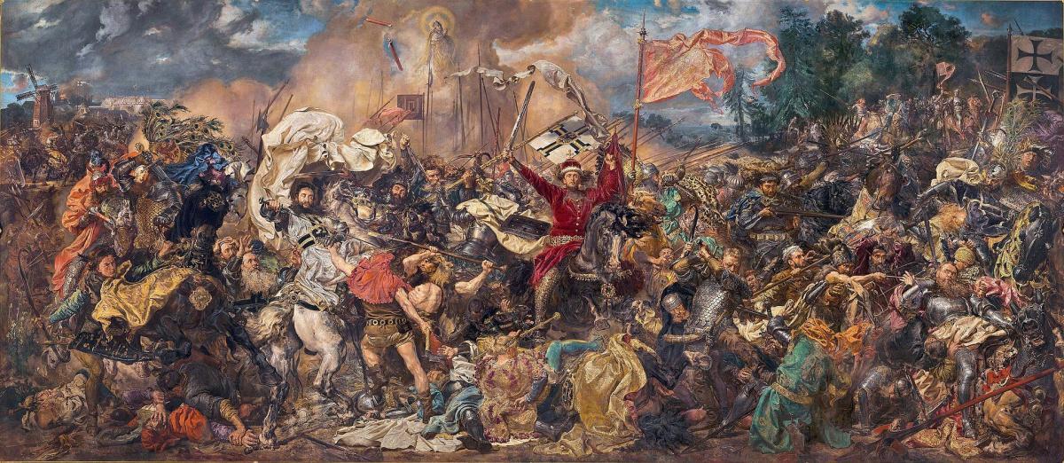 Грюнвальдская битва / wikipedia.org