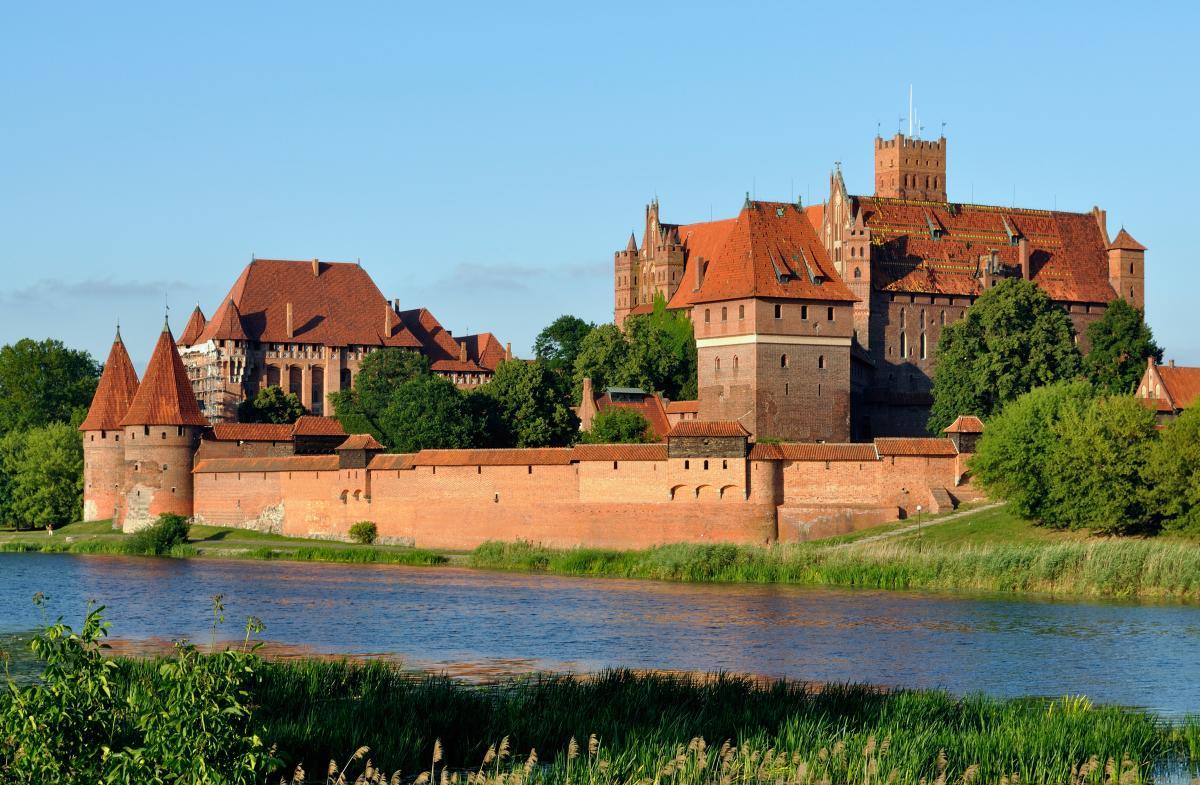 Замок Мариенбург, давший начало одноименному городу / wikipedia.org