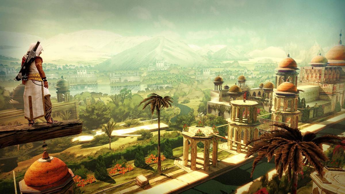 Индия уже была в Assassin's Creed Chronicles, но это не полноценная часть серии / youtube.com