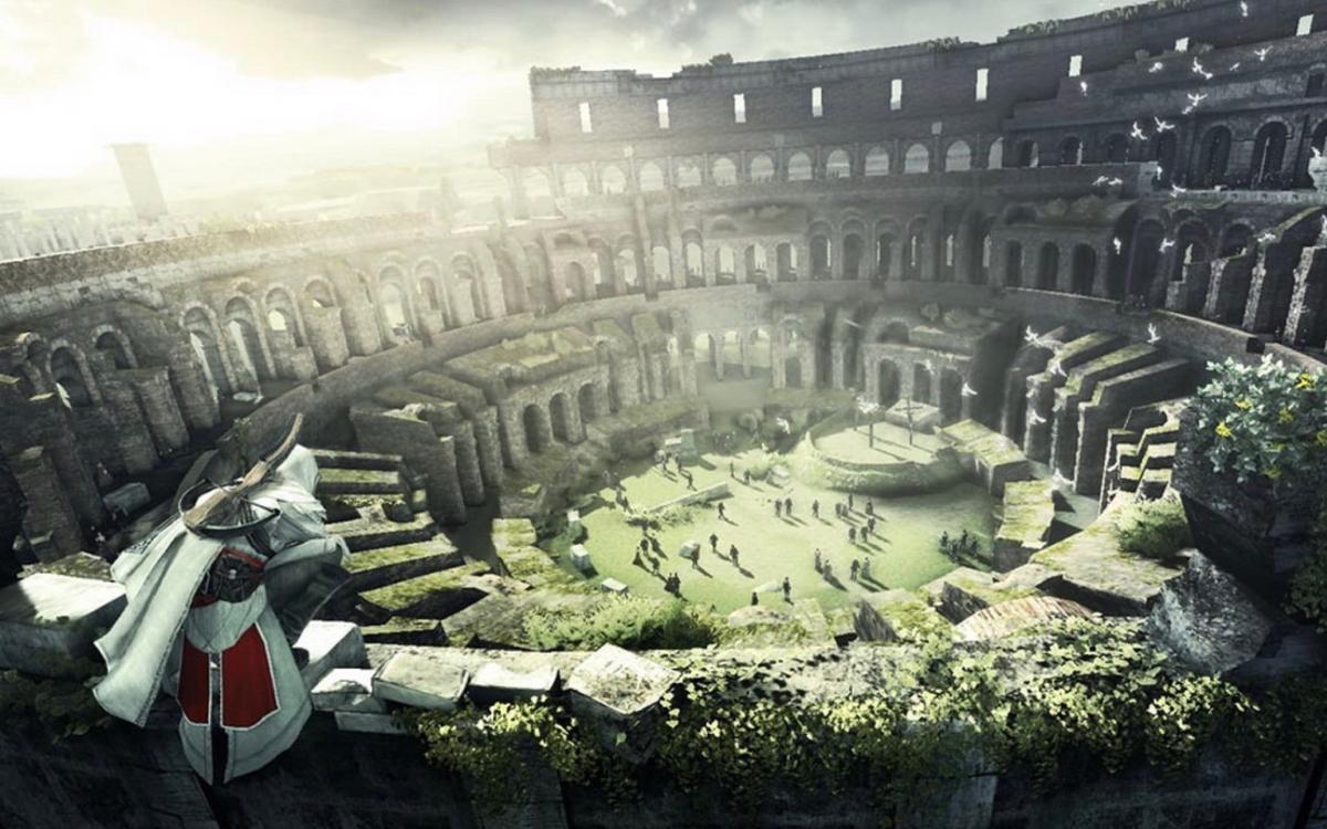 Кадр изAssassin's Creed: Brotherhood / скриншот