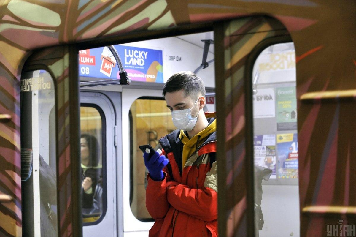 У метрополітені очікують рішення Кабміну/ Фото УНІАН