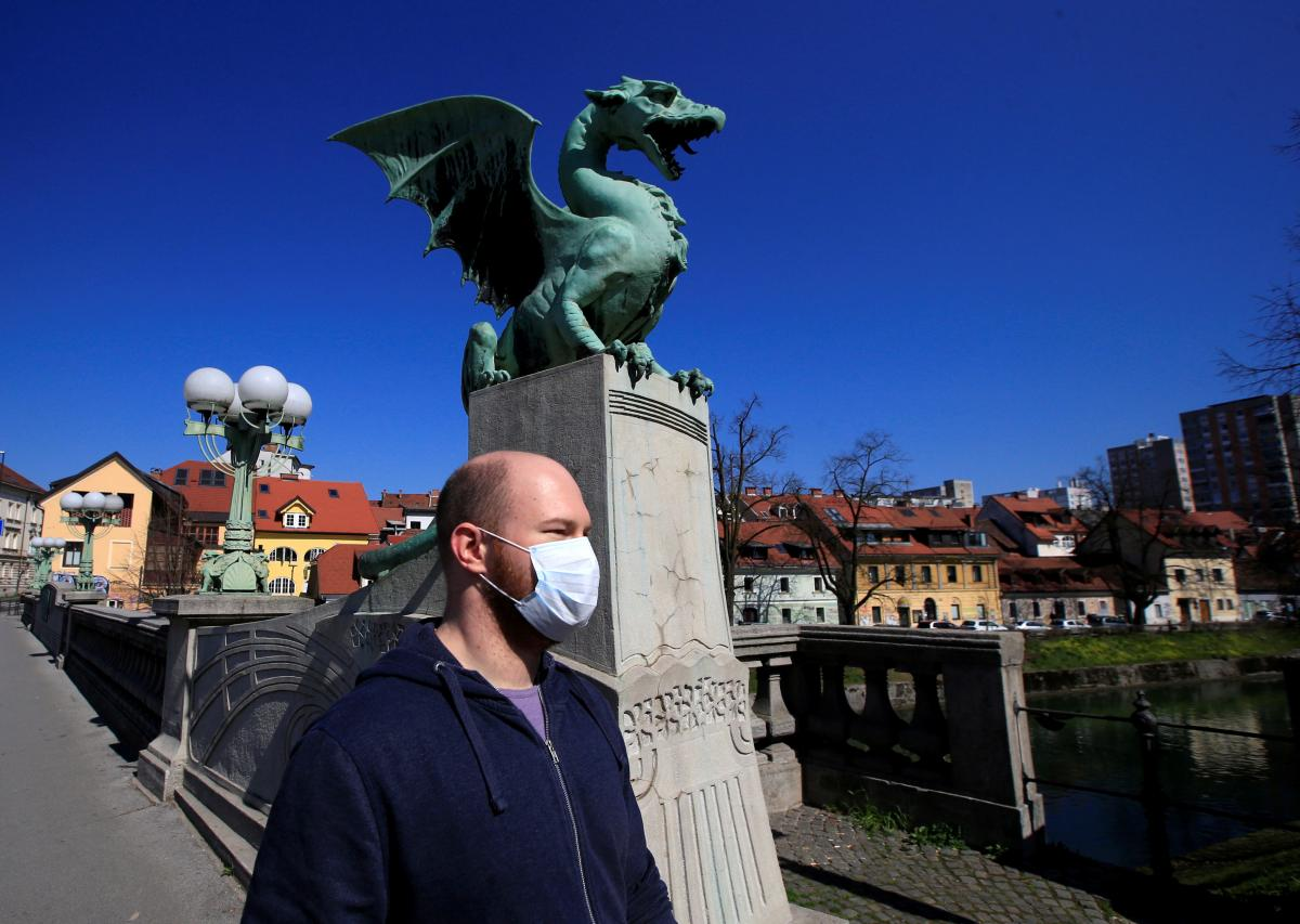 """Словения внесла Украину в """"красный список"""" \ REUTERS"""