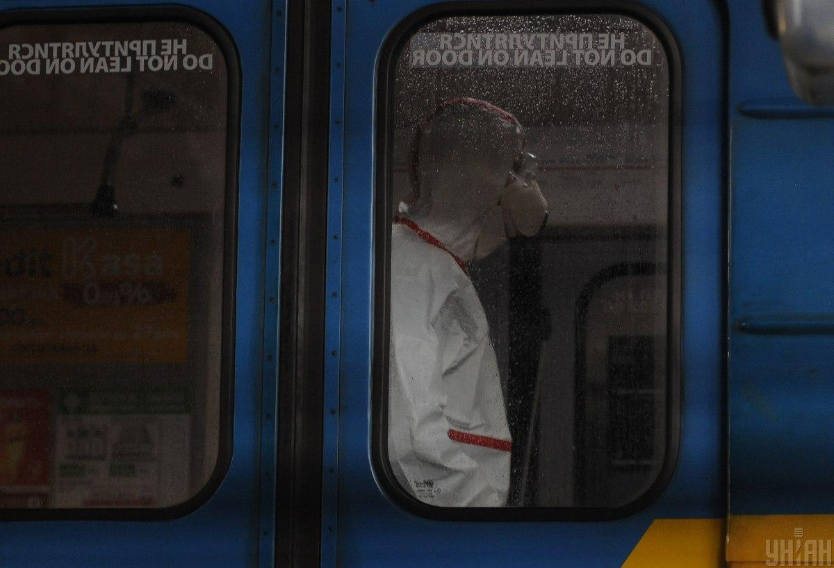 Метро в Киеве предлагали открыть 25 мая / фото УНИАН