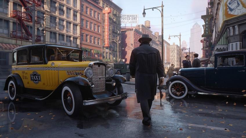 Mafia: Definitive Edition выйдет на ПК, PS4 и Xbox One / microsoft.com