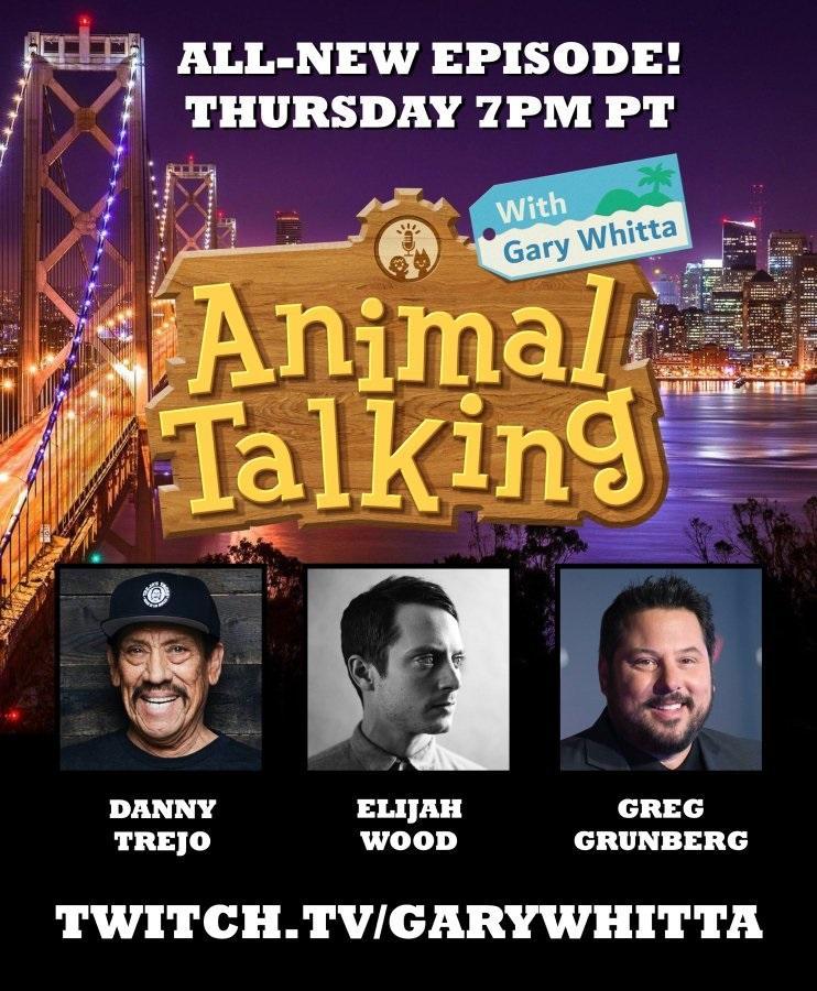 Новий випуск Animal Talking вийде сьогодні / twitter.com