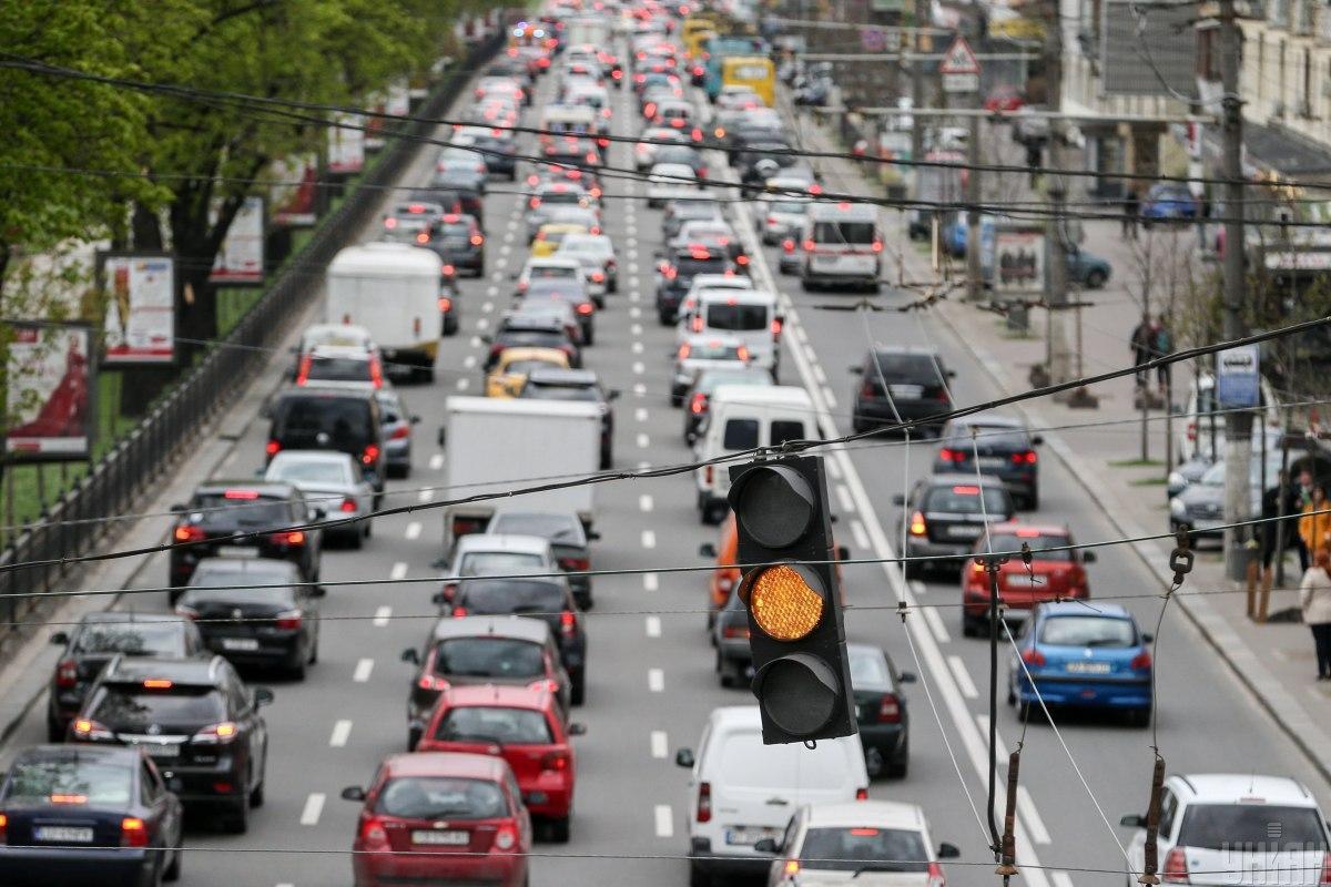 В Украине могут увеличить штрафы на дорогах / Фото УНИАН Владимир Гонтар