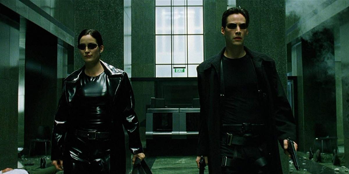 """Нова """"Матриця"""" все ж може дістатися до кінотеатрів цього року / Фото: скріншот"""